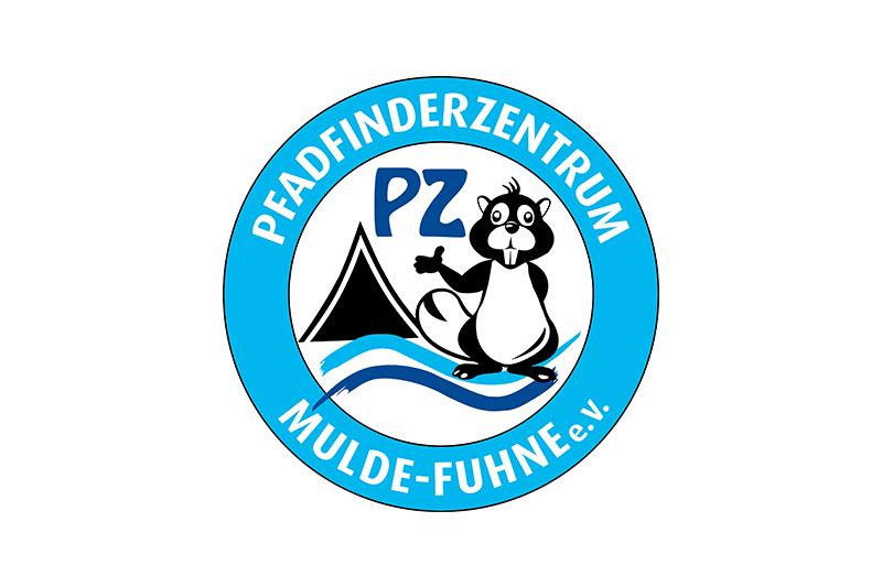 Logo Pfadfinderzentrum Mulde-Fuhne