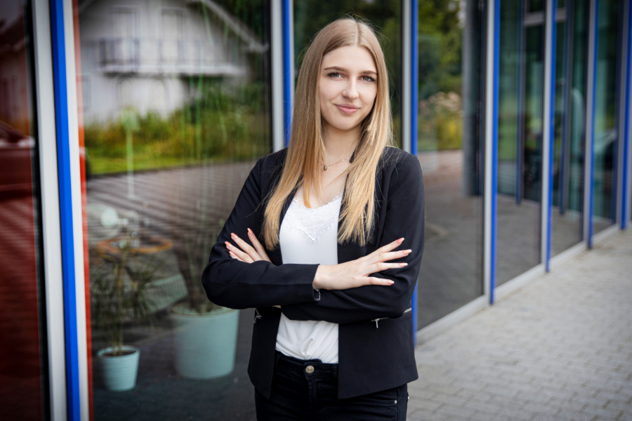 Lisa Zuther - Immobilienberaterin