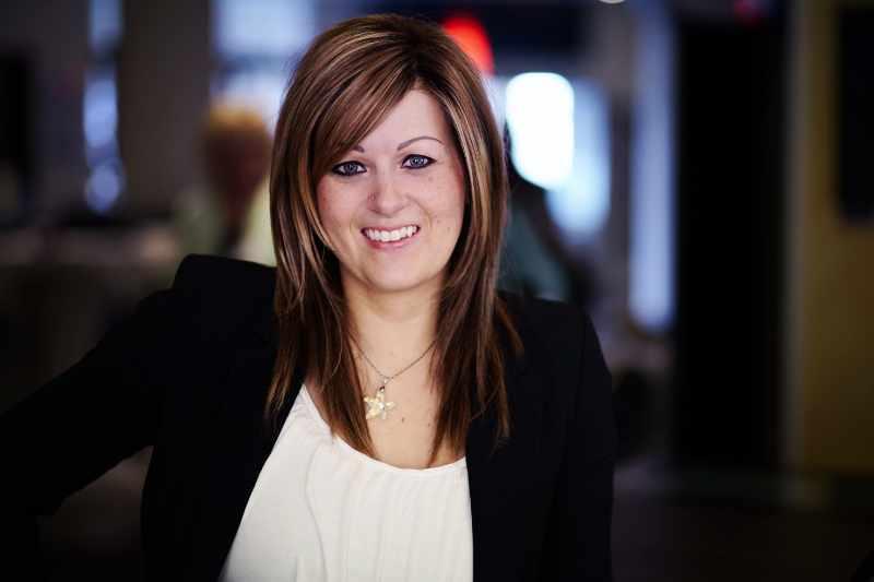Anne Schibelius - Assistentin der Geschäftsführung